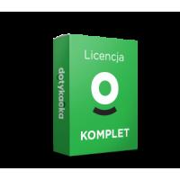 Dotykačka KOMPLET abonamentowy system sprzedażowy
