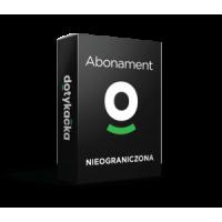 Dotykačka NIEOGRANICZONA abonamentowy system sprzedażowy